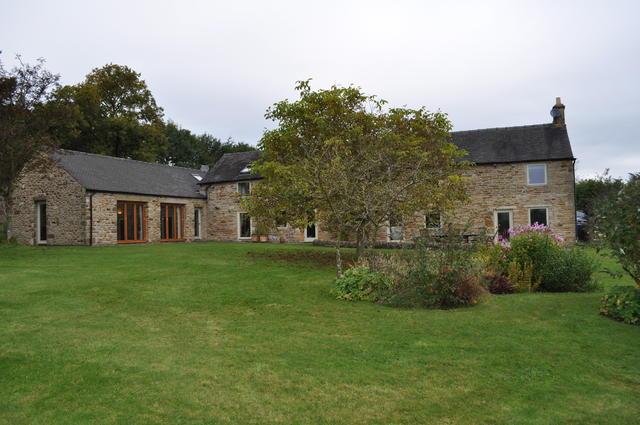 External view of Oak Tree Farm