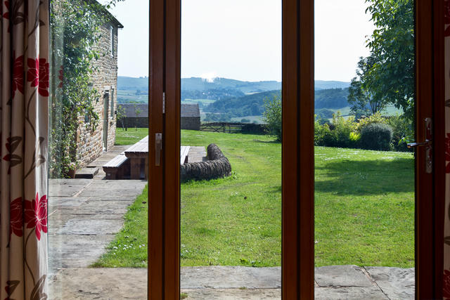Amazing far reaching views from the property