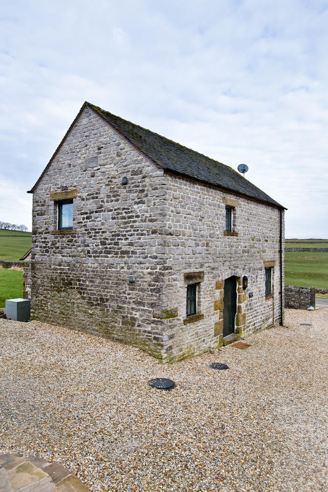 External view of Amberleigh House