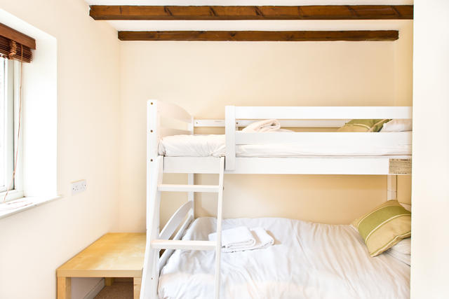 Bunk bed room 8 - ground floor