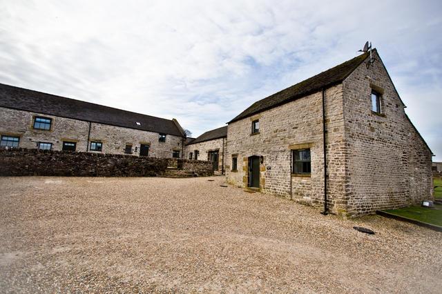 External view of Hurdlow Grange
