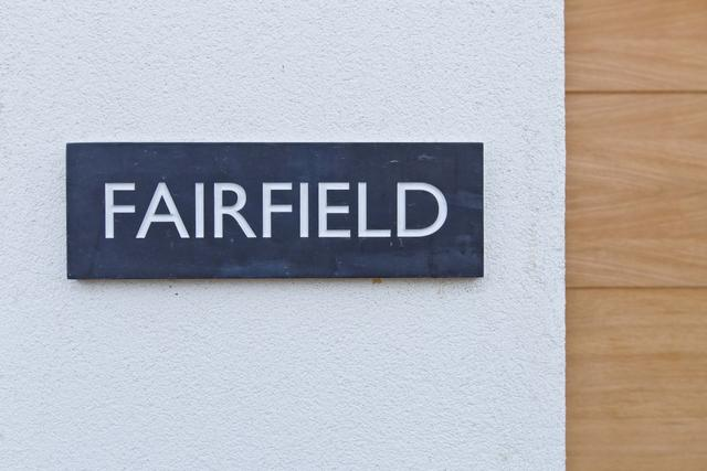 Welcome to Fairfield House