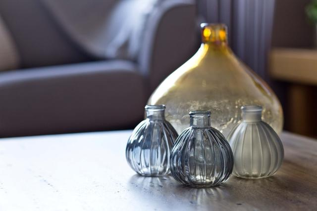 Interior Decor Glassware