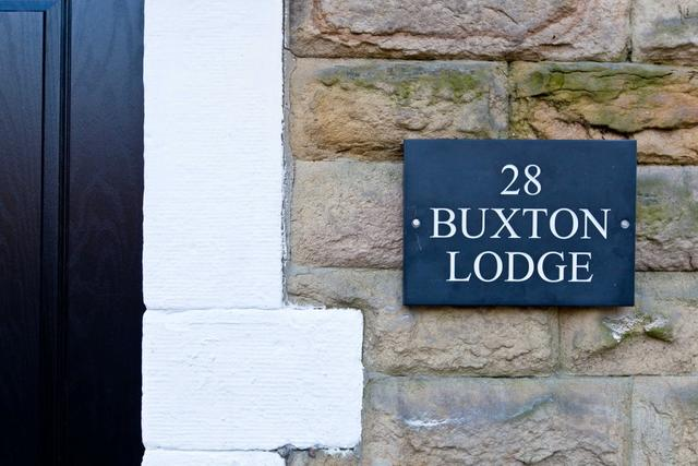 Welcome to Buxton Lodge
