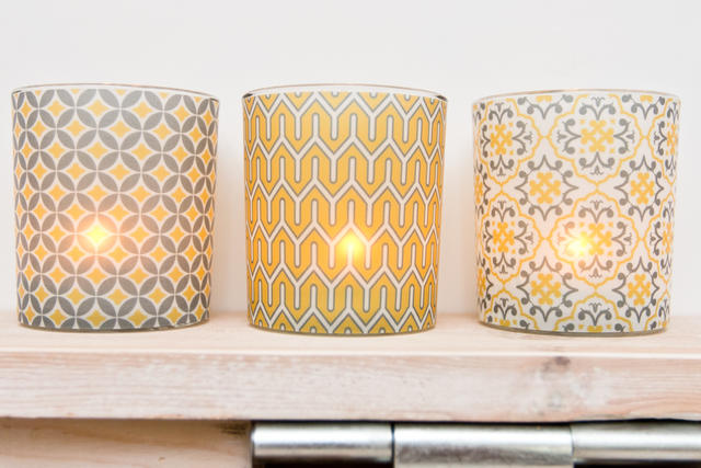 Interior Decor (candles for decorative purpose only)