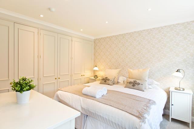 Bedroom 1 with  en suite shower room