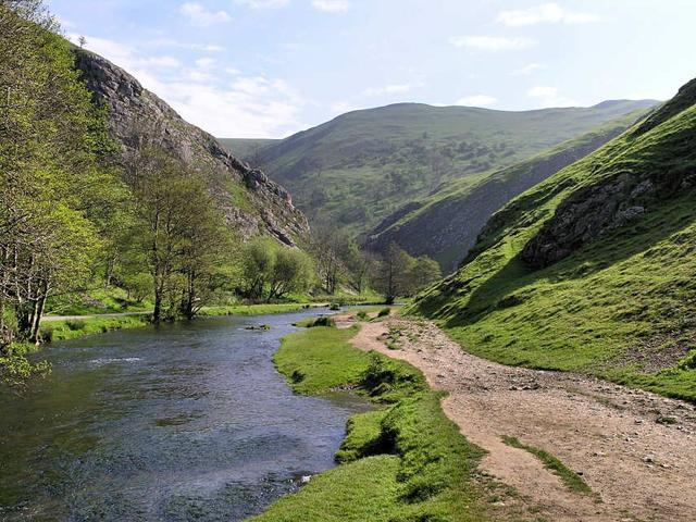 A short drive to Dove Dale