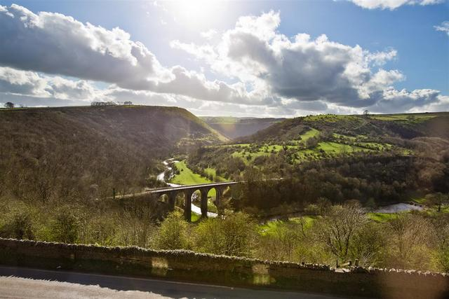View over Monsal Dale