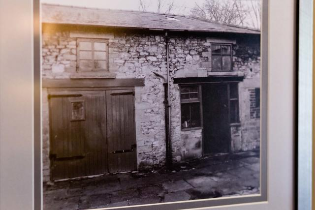 The Barns before its Conversion