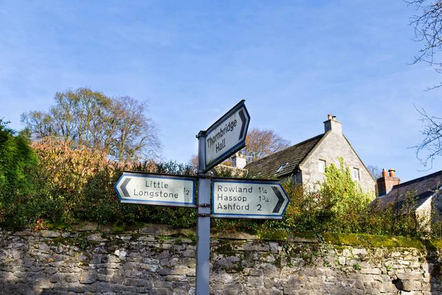 An abundance of beautiful villages to explore in the surrounding area