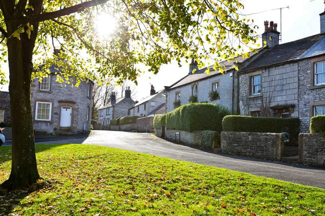 Great Longstone - Village Green