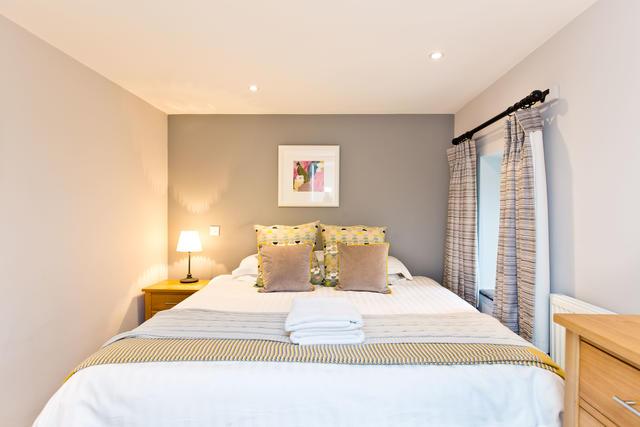 Amberleigh House - Bedroom One