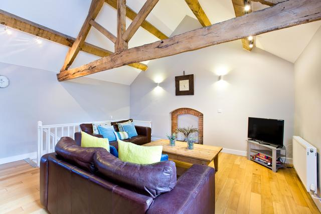 Bat's Belfry - Lounge Area