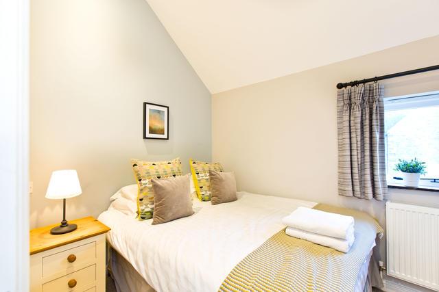 Amberleigh House - Bedroom four