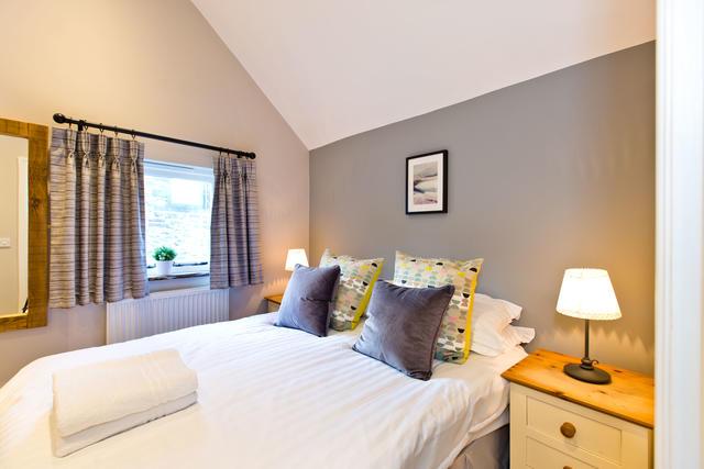 Amberleigh House - Bedroom three with en suite