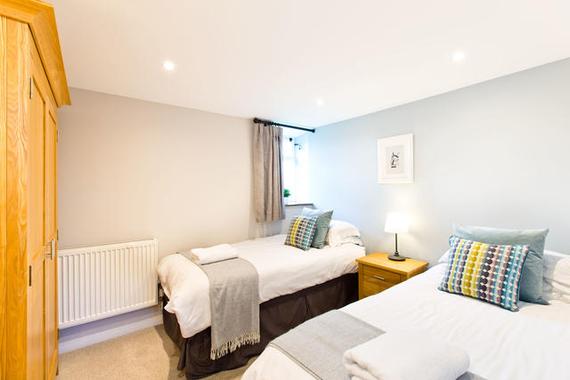 Applegarth - Bedroom one