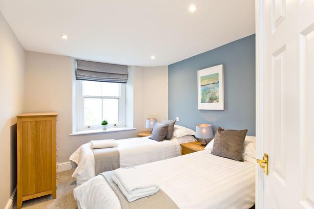 The Grange - Bedroom two with en suite