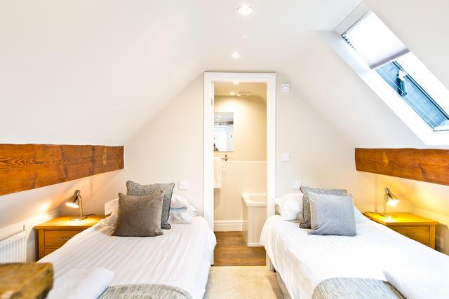 The Grange - Bedroom five with en suite