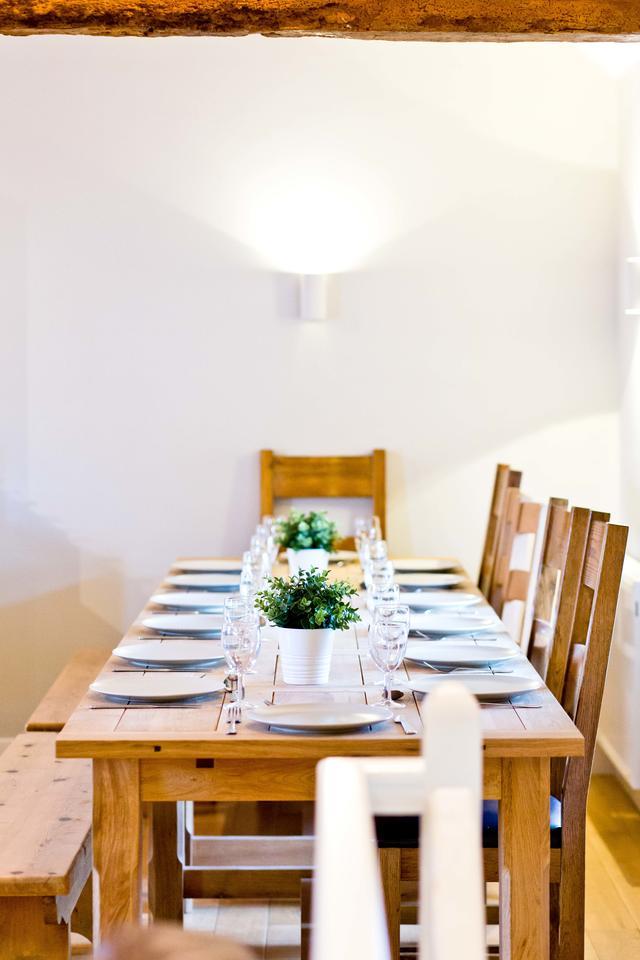 Bat' Belry open plan lounge/dining/kitchen