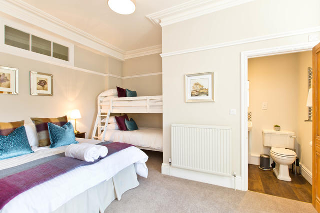 Bedroom 1 with en suite