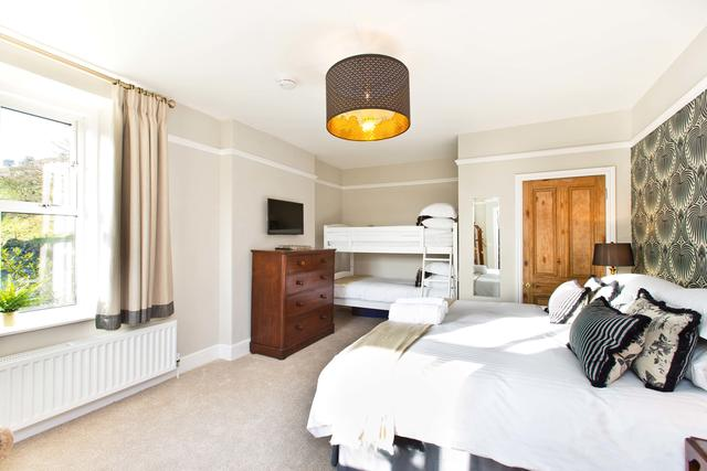 Bedroom 2 with en suite