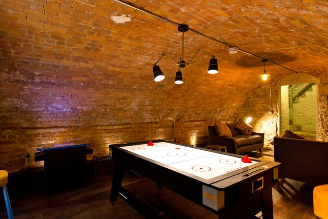 Cellar Games Room