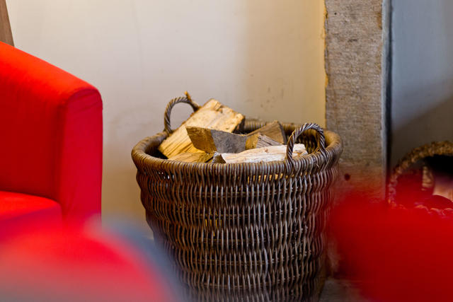 Cosy Logburner with 1 Complimentary Basket of Logs
