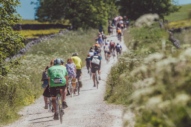 Holiday to the UK's Derbyshire to experience this cycling festival with the family