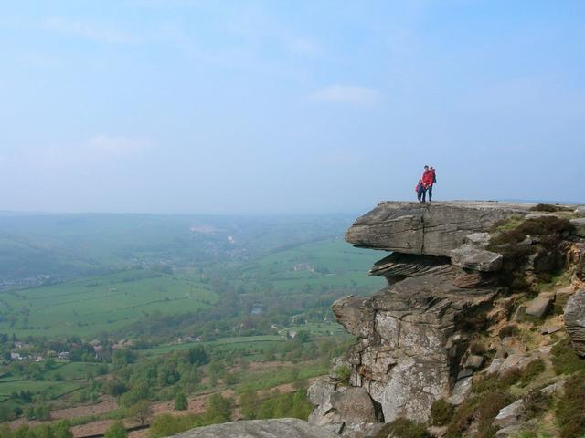 Walking UK holidays in Derbyshire