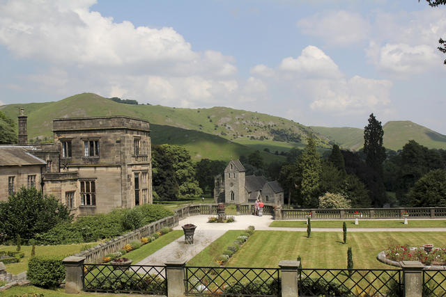 UK Holiday activities in Derbyshire