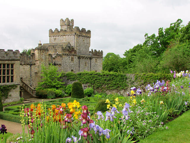 Stunning gardens in Derbyshire to see