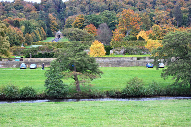 Derbyshire boasts natural beauty so why not visit on a UK holiday