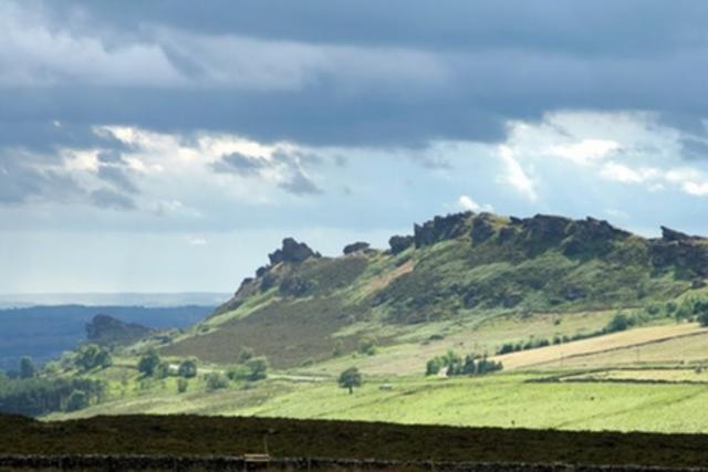 UK Derbyshire holidays walking family activity