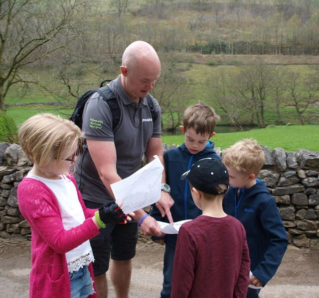 UK Derbyshire Holiday family activities walking
