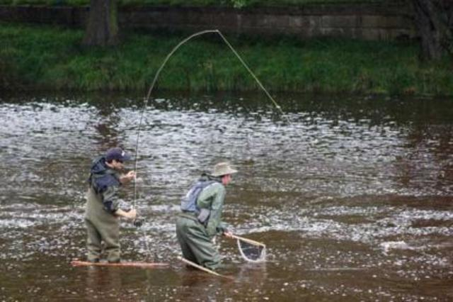 UK Derbyshire holiday family activities fly fishing