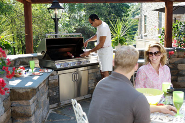 UK Derbyshire holiday family catering service BBQ