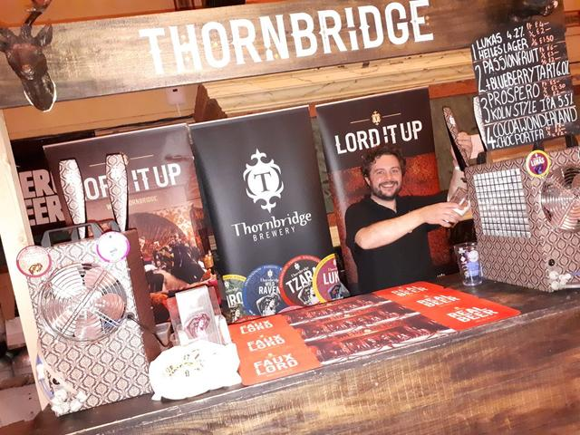 UK Derbyshire holiday family activity Thornbridge brewery