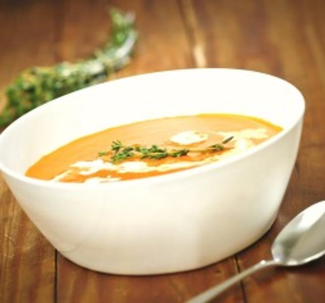 Peak District - catering service - soup