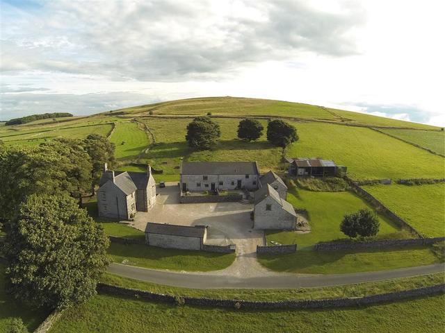 Arial View 5 of Amberleigh House