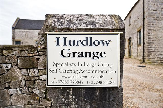 Part of Hurdlow Grange