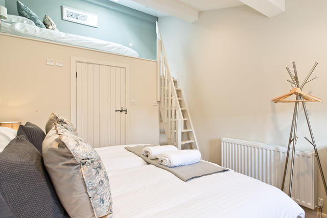The Annexe - Bedroom 5