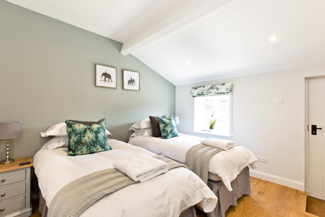 The Annexe - Bedroom 4