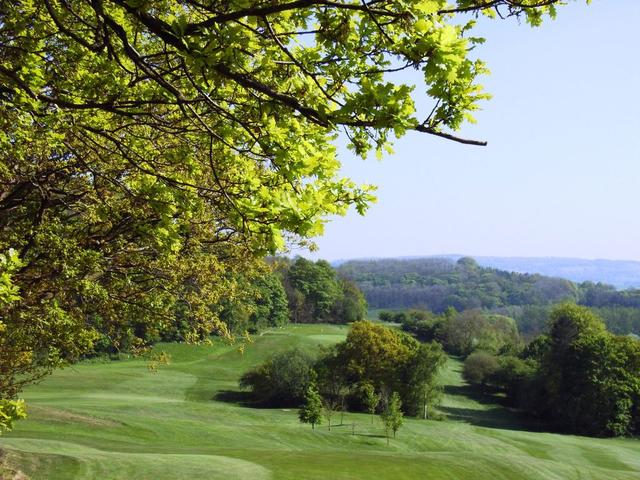 Golfing Holiday activity fun peak district