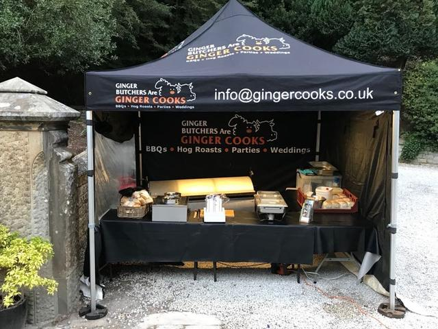 Ginger Cooks Catering Peak District