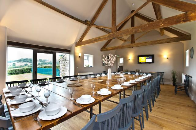 Manifold Barns Dining Room