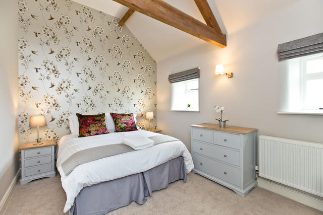 Manifold Barns Annexe - Bedroom 20