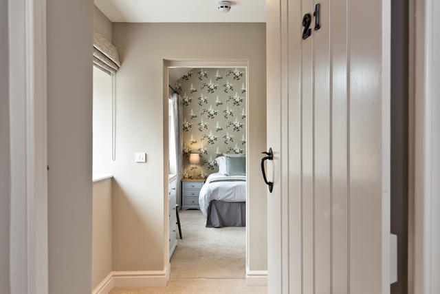 Manifold Barns Annexe - Bedroom 21