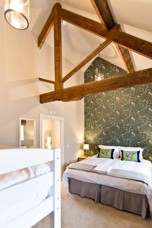 Manifold Barns Annexe - Bedroom 19