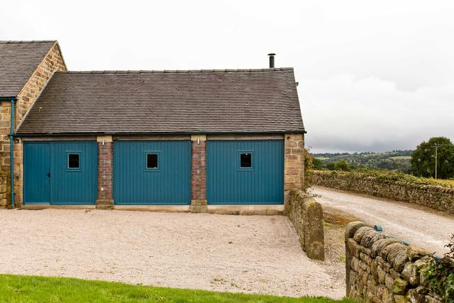 Manifold Barns Games Room - External View