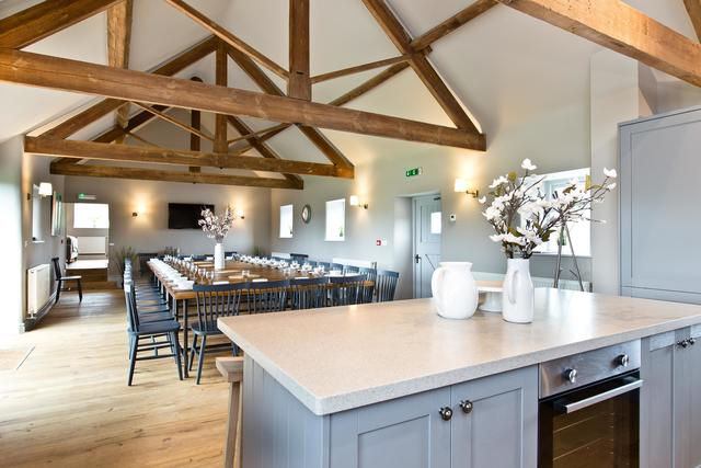 Manifold Barns Dining and Kitchen Area